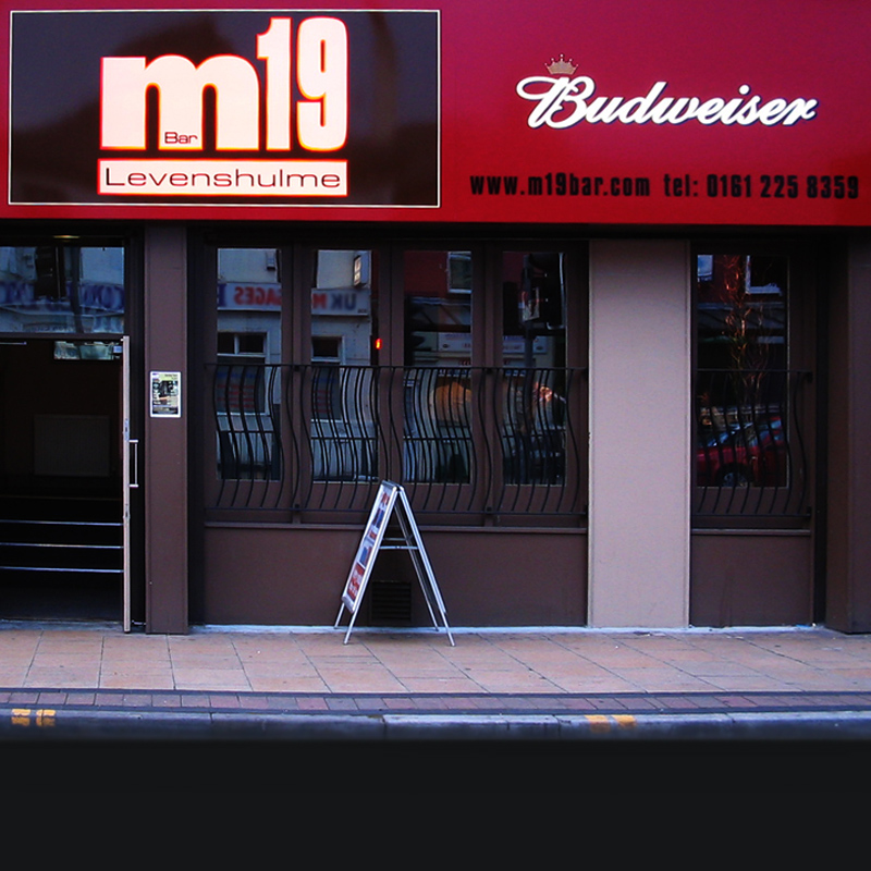 M19 Bar & Venue, Levenshulme